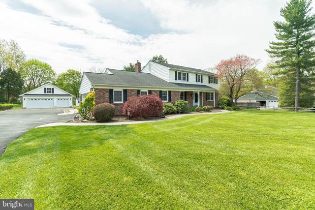 214 Chestnut Valley Drive, DOYLESTOWN, PA 18901 (#PABU494194) :: ExecuHome Realty