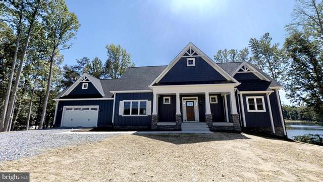 554 Burruss Mill Rd, Lot 9 Shenendoah Shores, BUMPASS, VA 23024 (#VALA120938) :: Cristina Dougherty & Associates