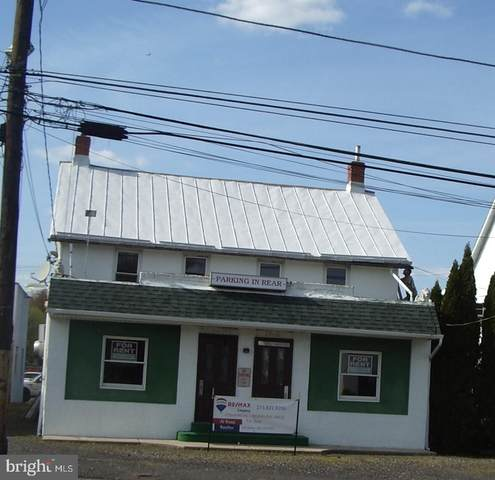 28 W Lincoln Highway, LANGHORNE, PA 19047 (#PABU494224) :: Blackwell Real Estate