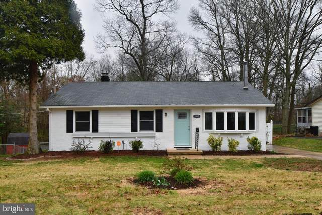 2415 Perry Avenue, EDGEWOOD, MD 21040 (#MDHR245264) :: Great Falls Great Homes