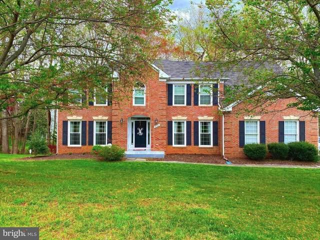 9700 Charlesfield Drive, FREDERICKSBURG, VA 22407 (#VASP220986) :: Dart Homes