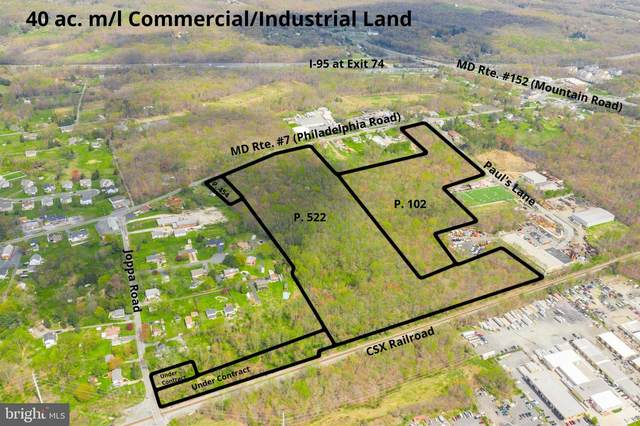 711 Philadelphia Road, JOPPA, MD 21085 (#MDHR245618) :: Tessier Real Estate