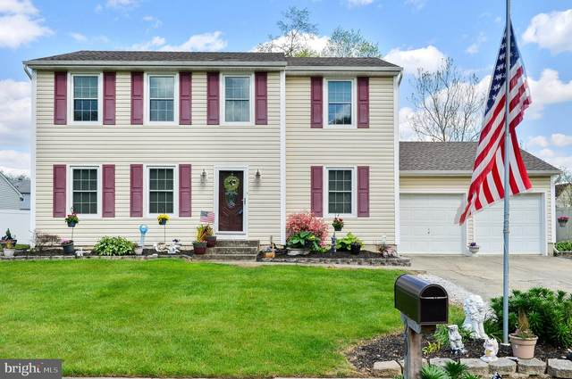 20 Greenbrook Drive, MARLTON, NJ 08053 (#NJBL370852) :: Daunno Realty Services, LLC