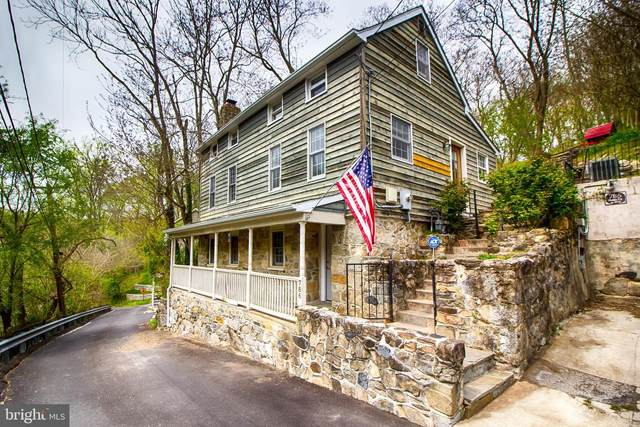 786 Hollow Road, ELLICOTT CITY, MD 21043 (#MDBC491456) :: Better Homes Realty Signature Properties
