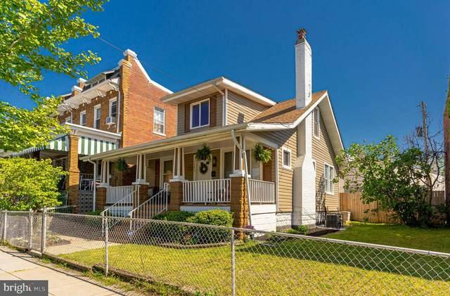 1333 T Street SE, WASHINGTON, DC 20020 (#DCDC467354) :: Pearson Smith Realty