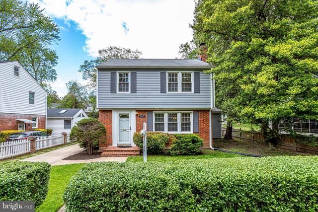 5517 Fairfax Drive, ARLINGTON, VA 22205 (#VAAR162178) :: The Licata Group/Keller Williams Realty