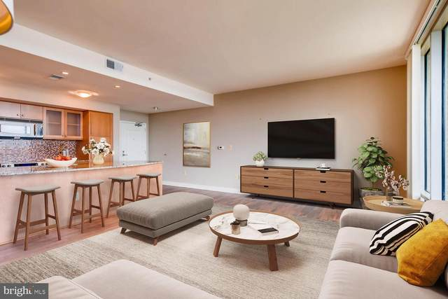 675 President Street #1606, BALTIMORE, MD 21202 (#MDBA509006) :: Crossman & Co. Real Estate