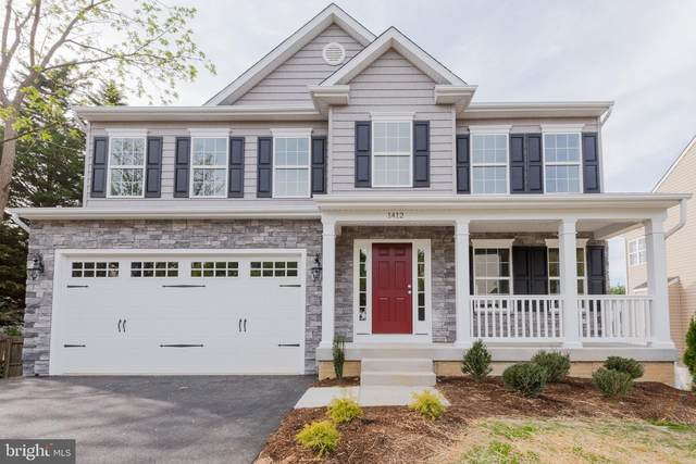 102 Barbaro Court, MILLERSVILLE, MD 21108 (#MDAA433070) :: Bruce & Tanya and Associates