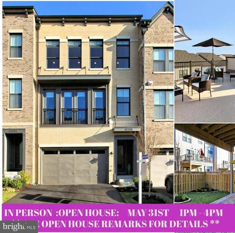 42288 Impervious Terrace, BRAMBLETON, VA 20148 (#VALO410102) :: AJ Team Realty