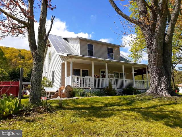 23 Colletts Lane, FRANKLIN, WV 26807 (#WVPT101466) :: Better Homes Realty Signature Properties