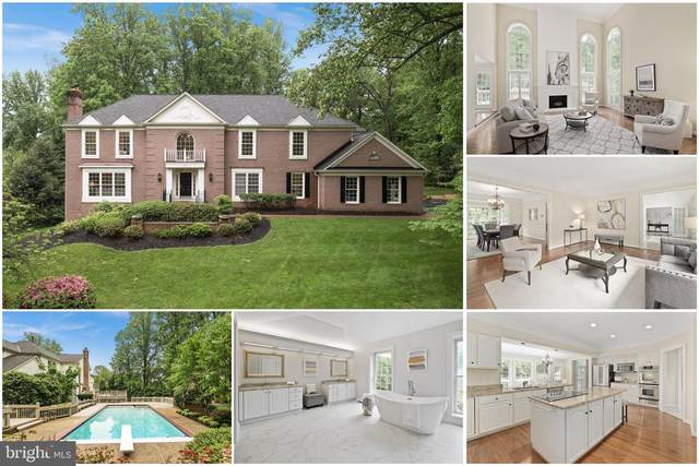 10725 Falls Pointe Drive, GREAT FALLS, VA 22066 (#VAFX1127110) :: Cristina Dougherty & Associates