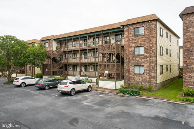 411 B 146TH Street #334, OCEAN CITY, MD 21842 (#MDWO113868) :: Atlantic Shores Sotheby's International Realty