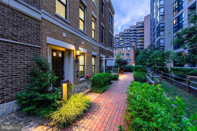 1526 16TH Court N, ARLINGTON, VA 22209 (#VAAR162964) :: Jacobs & Co. Real Estate