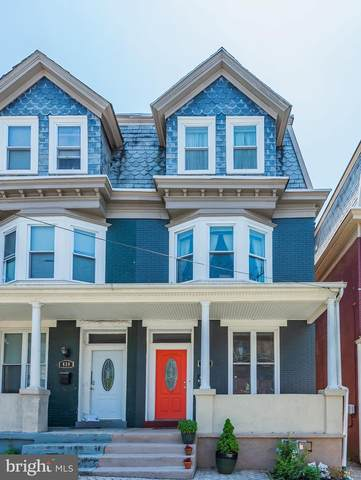 437 Harris Street, HARRISBURG, PA 17102 (#PADA121714) :: The Heather Neidlinger Team With Berkshire Hathaway HomeServices Homesale Realty