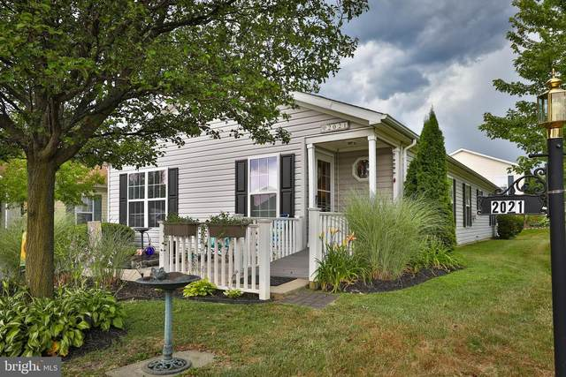 2021 Highland Court, NORTH WALES, PA 19454 (#PAMC650286) :: ExecuHome Realty