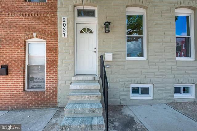 2027 Mcelderry Street, BALTIMORE, MD 21205 (#MDBA512078) :: V Sells & Associates   Keller Williams Integrity