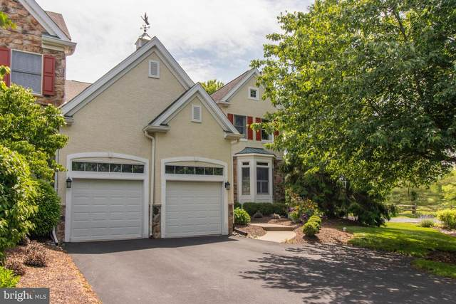 5807 Hickory Hollow Lane #30, DOYLESTOWN, PA 18902 (#PABU497884) :: Shamrock Realty Group, Inc