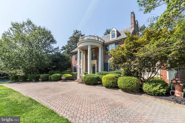 6600 Kennedy Drive, CHEVY CHASE, MD 20815 (#MDMC710496) :: Advon Group