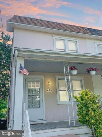 435 N Forrest Avenue, NORRISTOWN, PA 19403 (#PAMC651380) :: The John Kriza Team