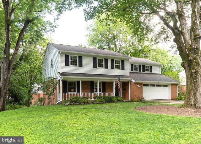 3727 Acosta Road, FAIRFAX, VA 22031 (#VAFX1133708) :: The Licata Group/Keller Williams Realty