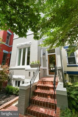 2206 Flagler Place NW, WASHINGTON, DC 20001 (#DCDC473492) :: Crossman & Co. Real Estate