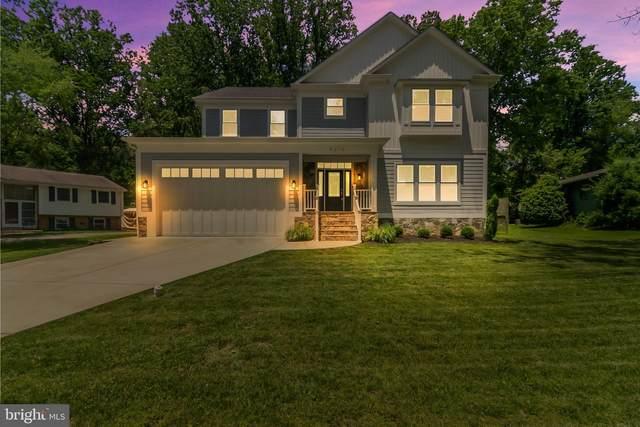 9210 Brian Drive, VIENNA, VA 22180 (#VAFX1135836) :: Debbie Dogrul Associates - Long and Foster Real Estate