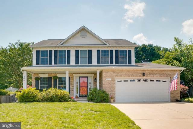 7118 Harlan Lane, SYKESVILLE, MD 21784 (#MDCR197634) :: Charis Realty Group