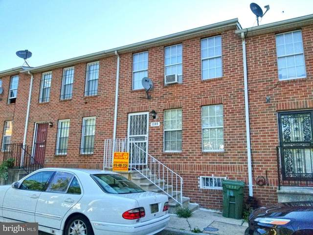 1309 N Woodyear Street, BALTIMORE, MD 21217 (#MDBA514948) :: SURE Sales Group