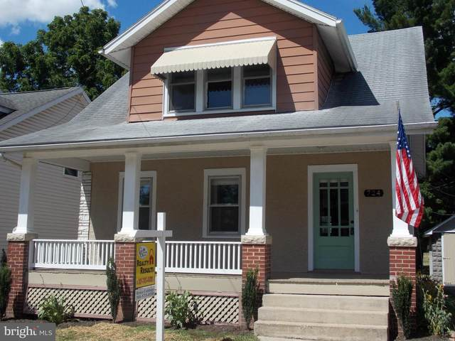 724 Sunset Avenue, HAGERSTOWN, MD 21740 (#MDWA173122) :: The Licata Group/Keller Williams Realty