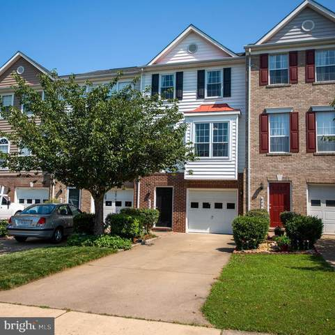 6056 Ticket Way, WOODBRIDGE, VA 22193 (#VAPW498278) :: AJ Team Realty