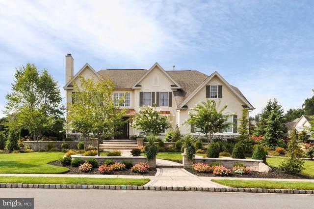 34 Castleton Lane, MOORESTOWN, NJ 08057 (MLS #NJBL375882) :: The Dekanski Home Selling Team