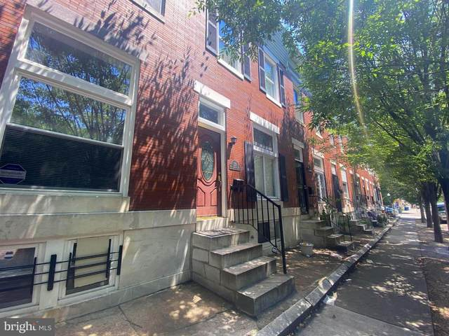 213 N Kenwood Avenue, BALTIMORE, MD 21224 (#MDBA515574) :: RE/MAX Advantage Realty