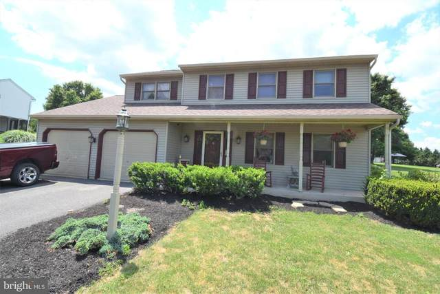 505 Woodcrest Drive, LANCASTER, PA 17602 (#PALA166036) :: The Heather Neidlinger Team With Berkshire Hathaway HomeServices Homesale Realty