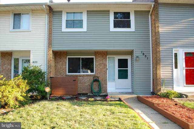 1651 New Windsor Court, CROFTON, MD 21114 (#MDAA439280) :: The Riffle Group of Keller Williams Select Realtors