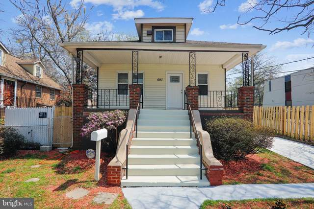 607 60TH Place, FAIRMOUNT HEIGHTS, MD 20743 (#MDPG573394) :: Realty One Group Performance