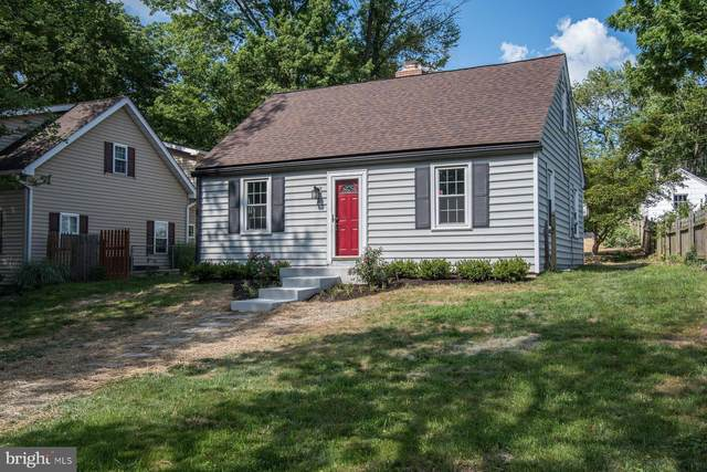 5715 Greenspring Avenue, BALTIMORE, MD 21209 (#MDBA516382) :: Lucido Agency of Keller Williams