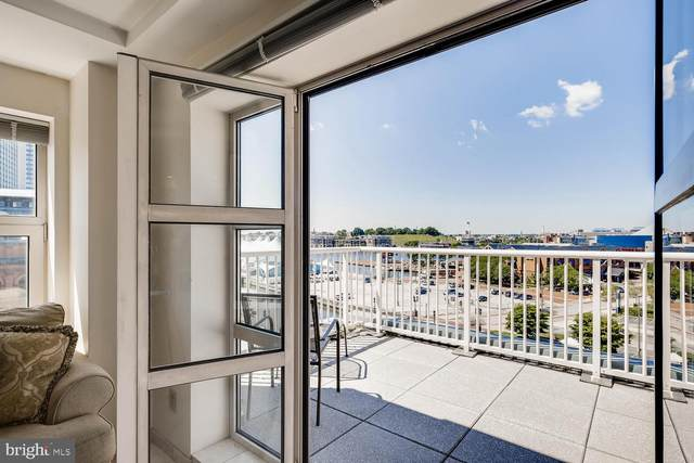 250 President Street #412, BALTIMORE, MD 21202 (#MDBA517316) :: Advance Realty Bel Air, Inc