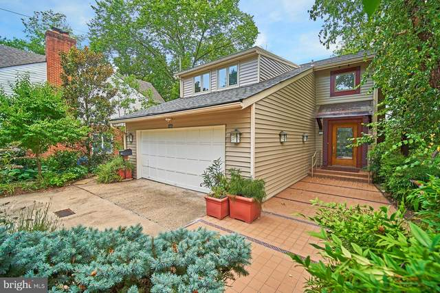1406 N Johnson Street, ARLINGTON, VA 22201 (#VAAR166208) :: Debbie Dogrul Associates - Long and Foster Real Estate