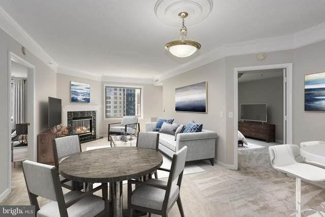 901 N Monroe Street #608, ARLINGTON, VA 22201 (#VAAR166392) :: The Putnam Group