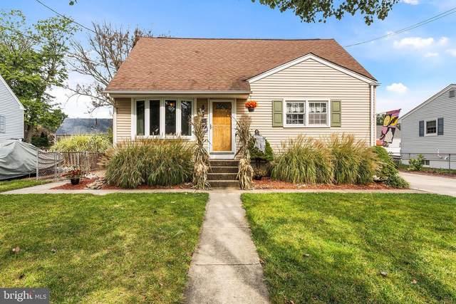 60 Christine Avenue, HAMILTON, NJ 08619 (#NJME299214) :: Holloway Real Estate Group