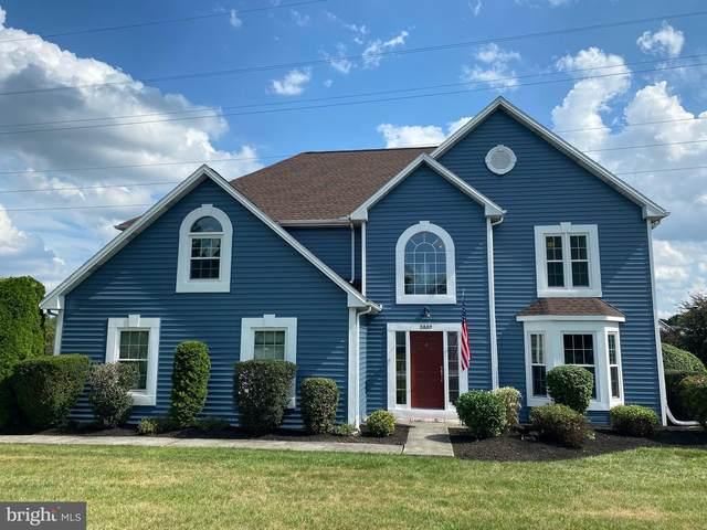 3809 Claverton Road, MECHANICSBURG, PA 17050 (#PACB126148) :: The Joy Daniels Real Estate Group