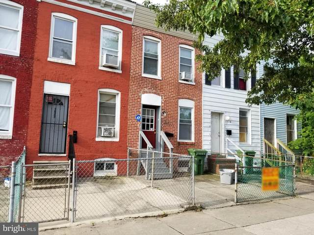 1923 Mchenry Street, BALTIMORE, MD 21223 (#MDBA518584) :: The Sky Group