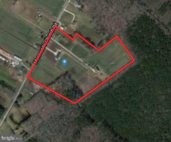 8365 Mennonite Church Road, WESTOVER, MD 21871 (#MDSO103788) :: AJ Team Realty