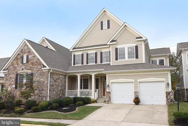 13018 Red Admiral Place, FAIRFAX, VA 22033 (#VAFX1145186) :: The Sky Group