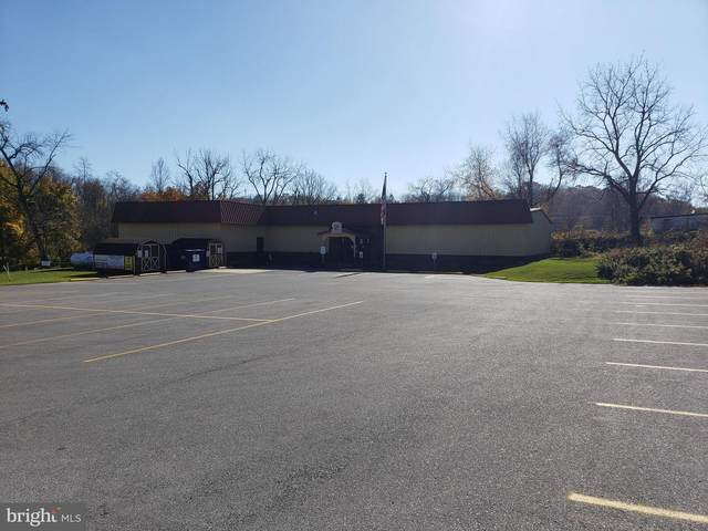 6640 Buchanan Trail E, WAYNESBORO, PA 17268 (#PAFL174284) :: The Sky Group