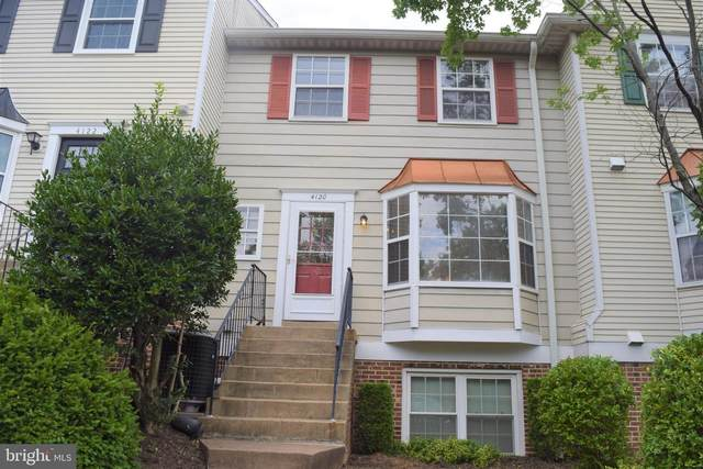 4120 Winter Harbor Court 130B, CHANTILLY, VA 20151 (#VAFX1146004) :: Bic DeCaro & Associates
