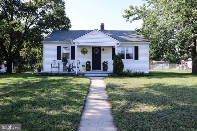 627 Camp Road, DENTON, MD 21629 (#MDCM124332) :: Jim Bass Group of Real Estate Teams, LLC