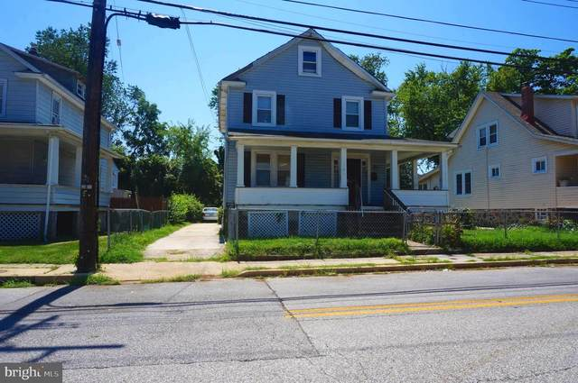 3301 W Rogers Avenue, BALTIMORE, MD 21215 (#MDBA519562) :: Bob Lucido Team of Keller Williams Lucido Agency