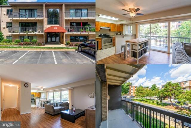 3222 S 28TH Street #203, ALEXANDRIA, VA 22302 (#VAAX249420) :: Debbie Dogrul Associates - Long and Foster Real Estate