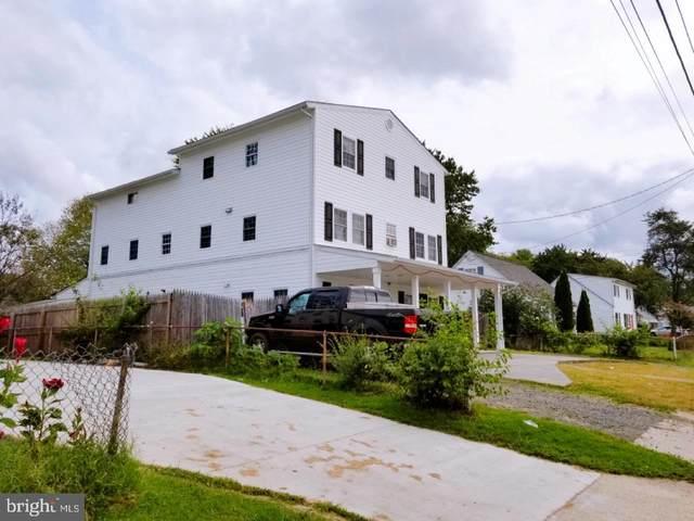 166 Scott Drive, MANASSAS PARK, VA 20111 (#VAMP114194) :: Pearson Smith Realty